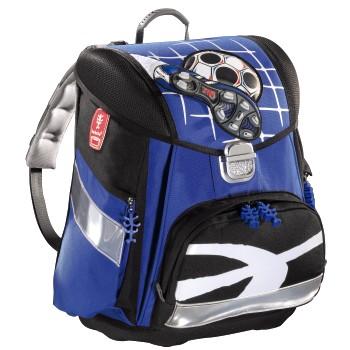 9fd1a50229 školská taška pre prvákov - 5-dielny set s LED osvetlením