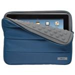 "TRUST Nylon bubble sleeve for 10"" tablets - blue 18784"