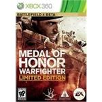 XBOX 360 hra - Medal of Honor: Warfighter Limited Edition EAX204221