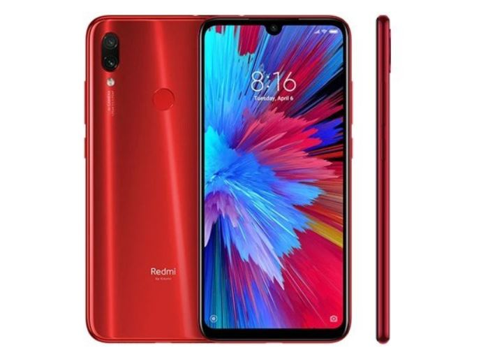 Xiaomi Redmi Note 7 (4/64GB) Red 6941059620815